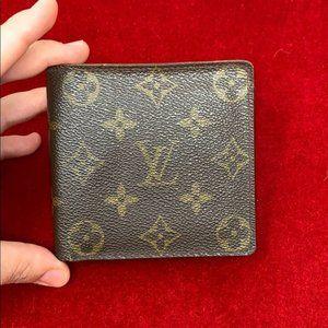 Authentic Louis Vuitton Marco Bifold Wallet